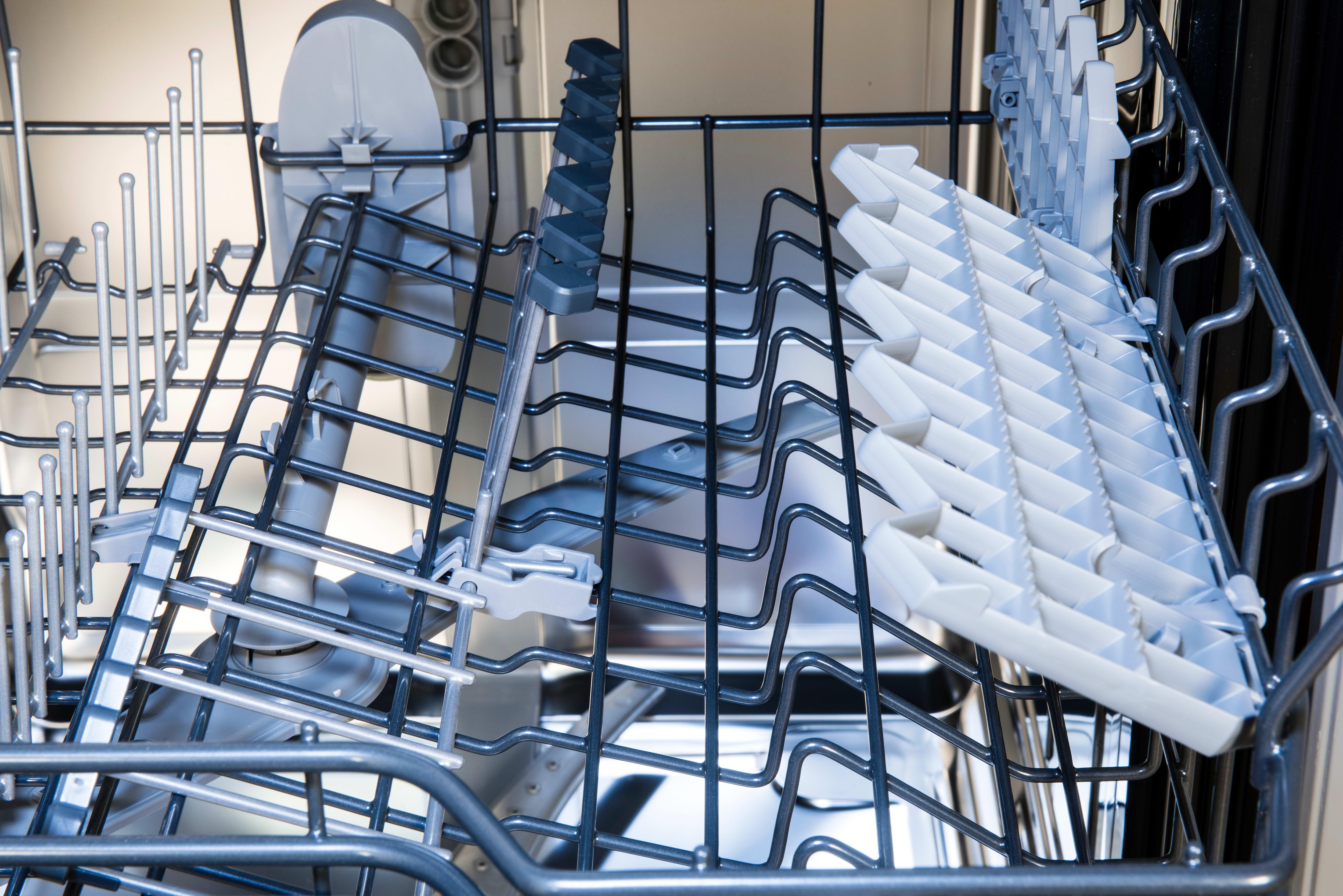 Jenn-Air JDB9600CWX empty cup shelves