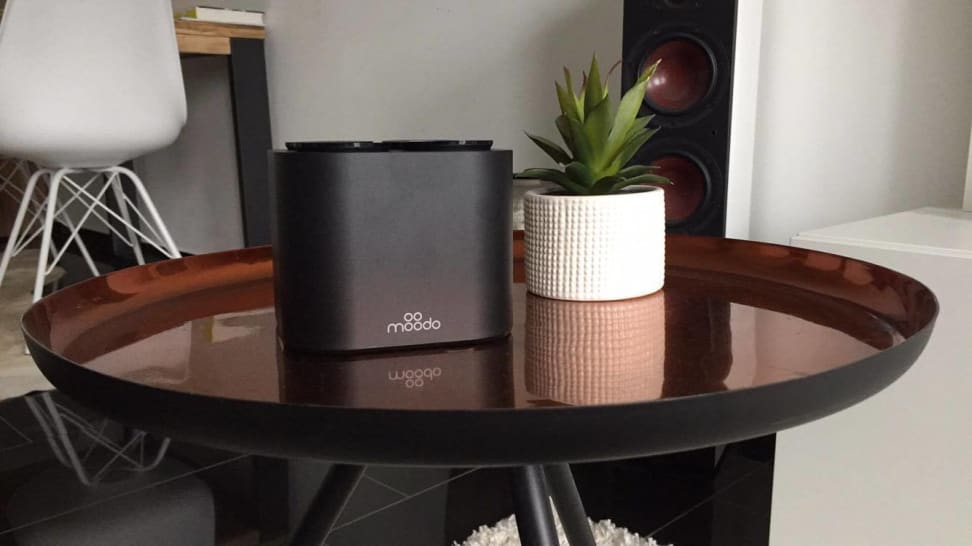 This new smart aromatherapy diffuser is great for the home