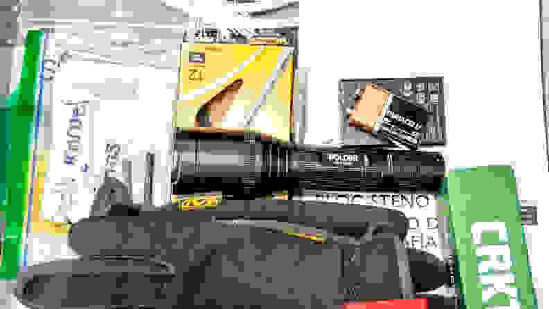 Anker Bolder LC40 Rechargeable Flashlight