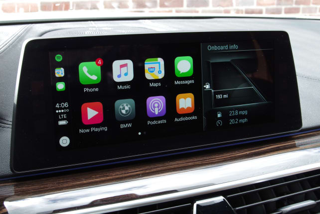 2017 BMW 530i with CarPlay