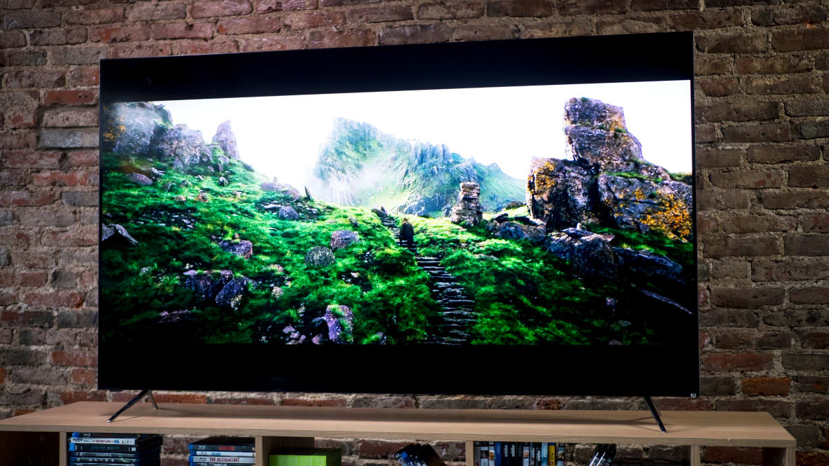 Vizio PQ65-F1 P-Series Quantum TV Review - Reviewed Televisions