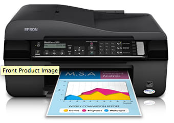 Product Image - Epson WorkForce 520