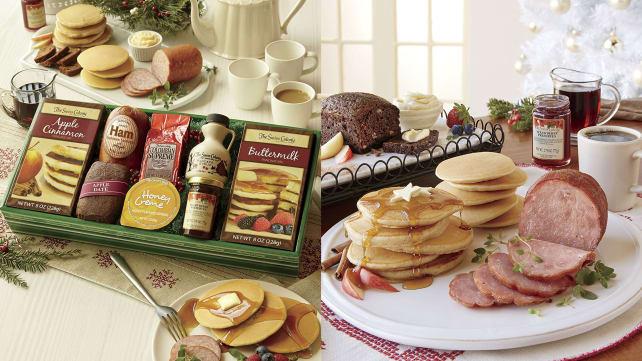 Swiss Colony Holiday Breakfast Basket