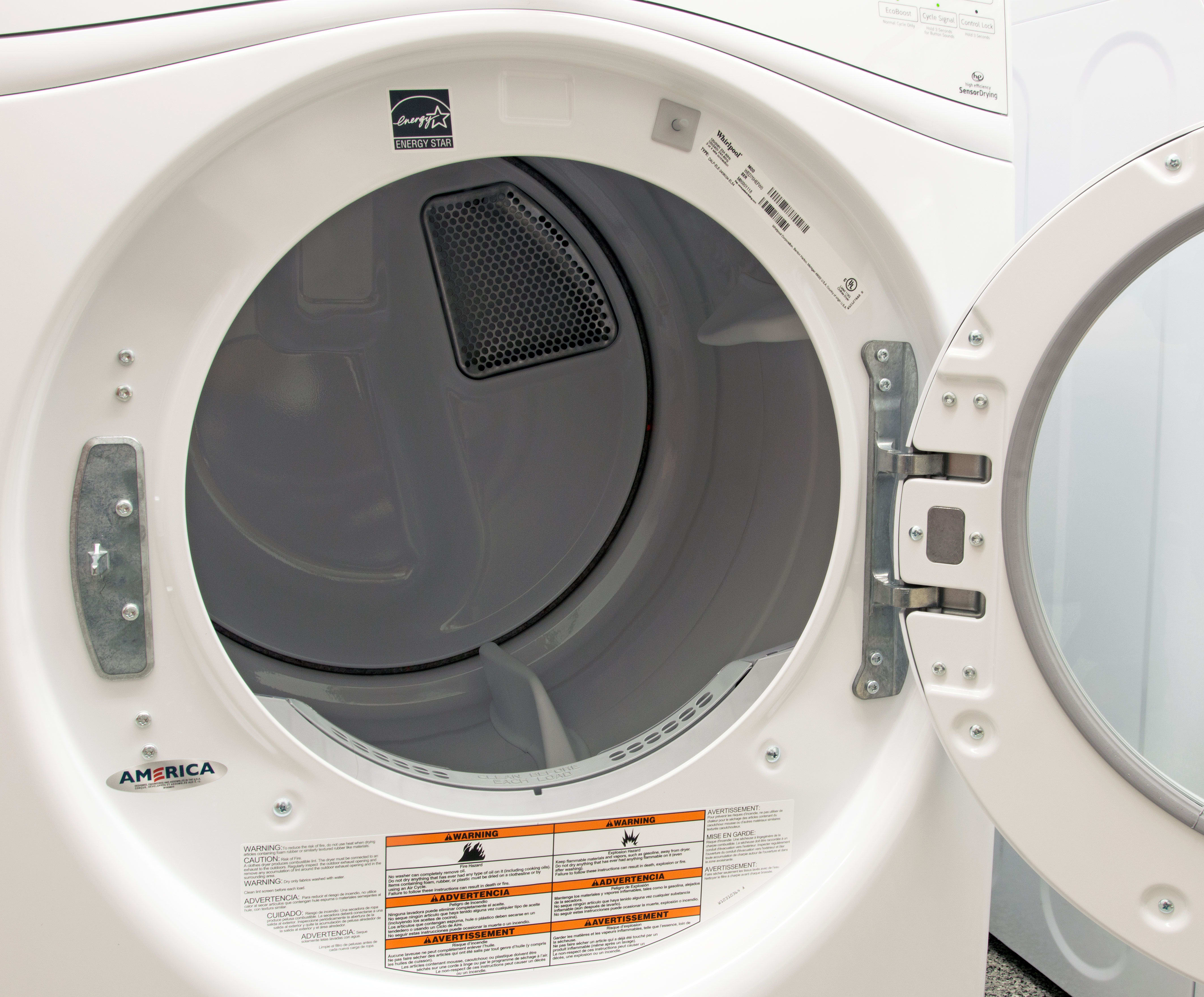 Whirlpool Bad Vergelijk : Whirlpool wed hefw wgd hefw series dryer review reviewed laundry