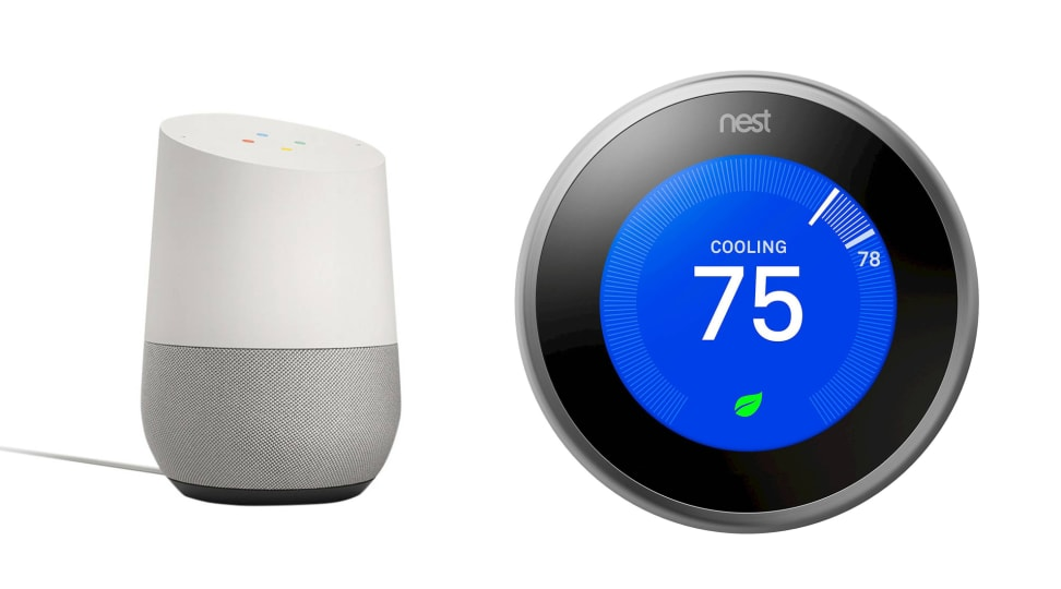 Smart home starter kit: Save on this Google Home and Nest thermostat bundle