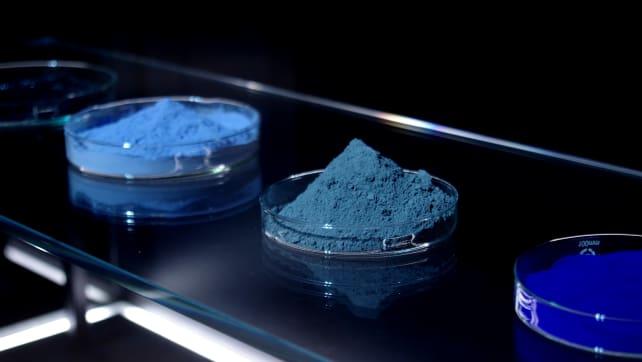 Gaggenau Cobalt Ingredients