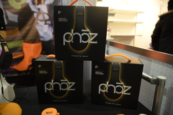 Phaz P2 Headphones