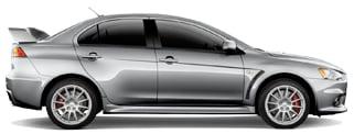 Product Image - 2012 Mitsubishi Lancer Evolution GSR