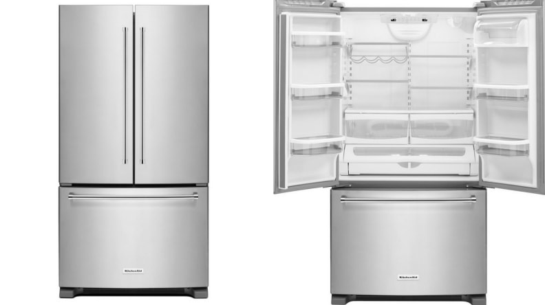 KitchenAid KRFC300ESS Counter Depth Refrigerator Review ...
