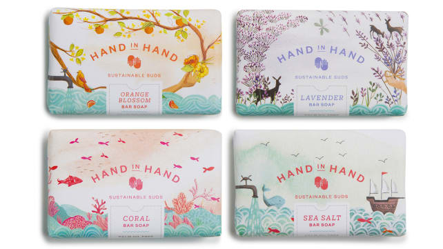 Hand in Hand soap