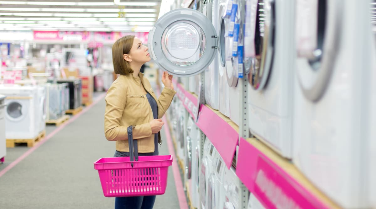 How to purchase a washing machine - Reviewed Laundry