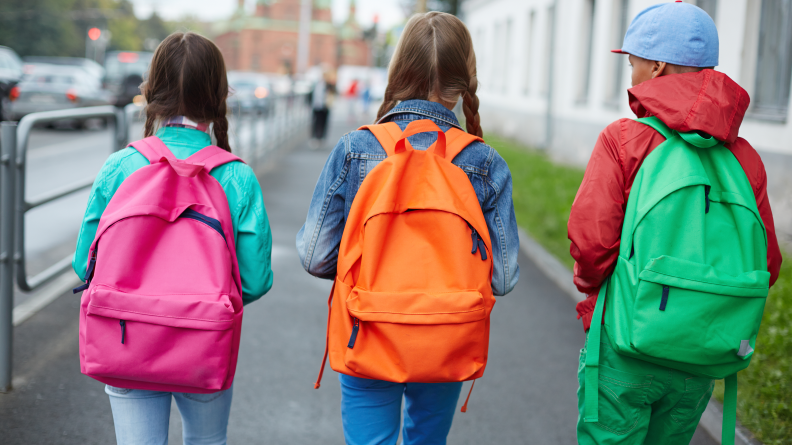 You're sure to find a backpack that's perfect for your child.