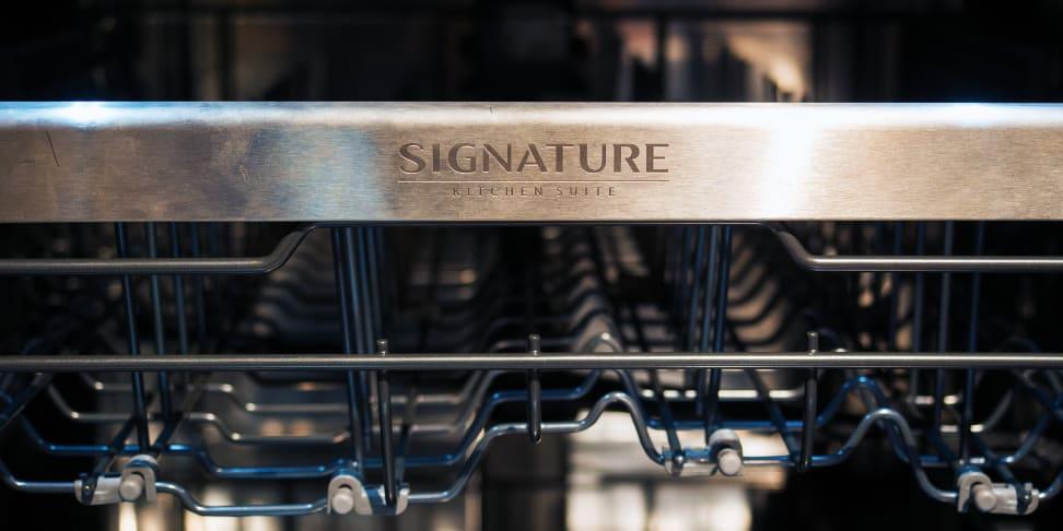 LG Signature Kitchen Suite dishwasher