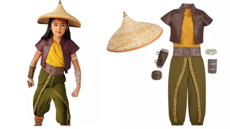 Raya Costume