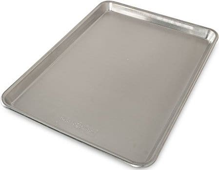 Product Image - Nordic Ware Natural Aluminum Commercial Baker's Half Sheet