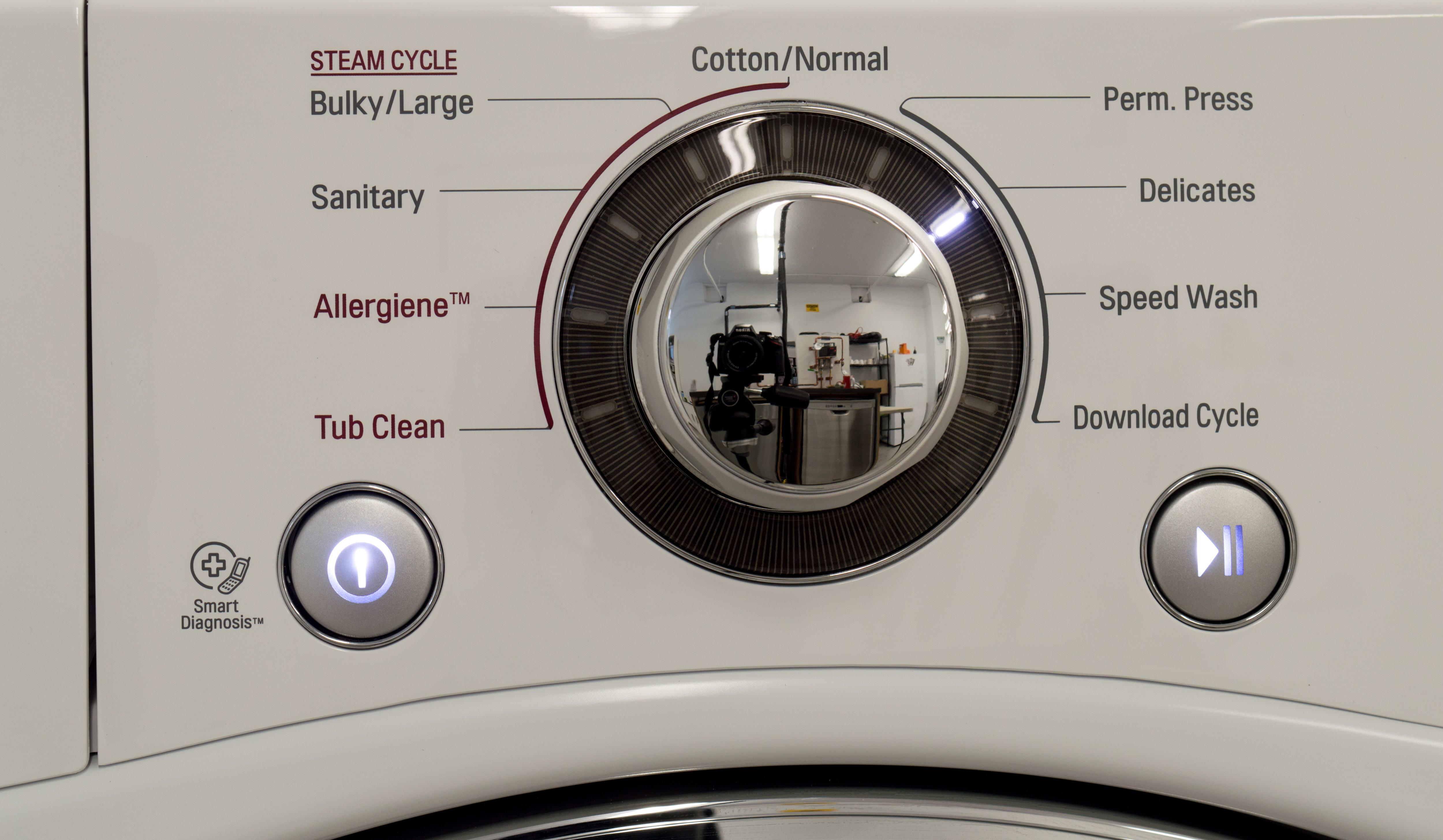 LG WM3370HWA Washing Machine Review - Reviewed Laundry