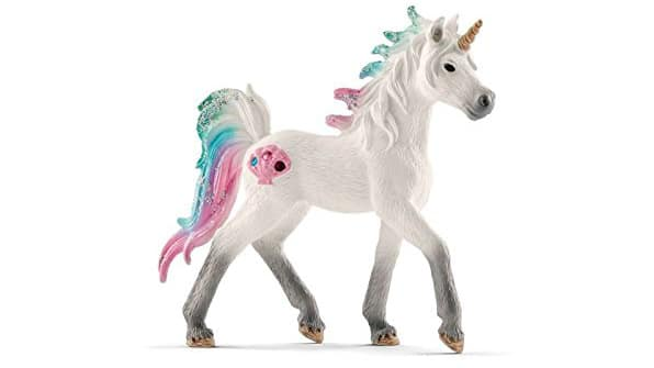 Unicorn-figurine