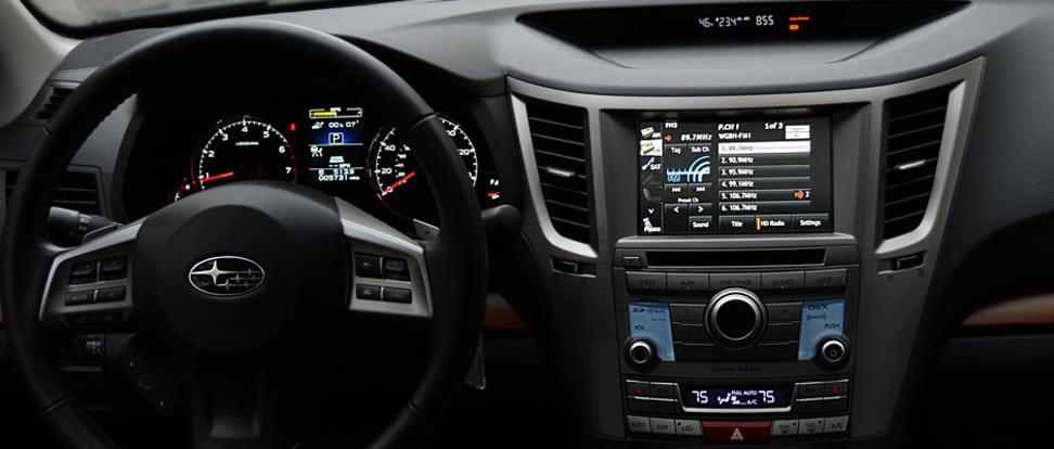 Product Image - 2013 Subaru Outback 2.5i Premium