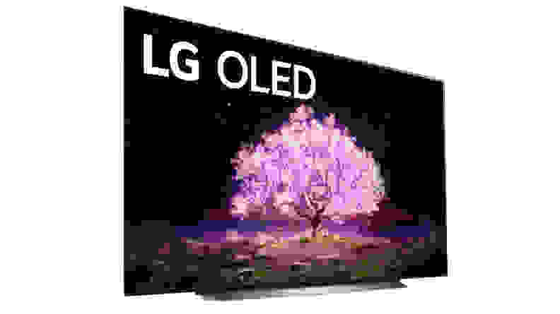 The LG C1 OLED TV