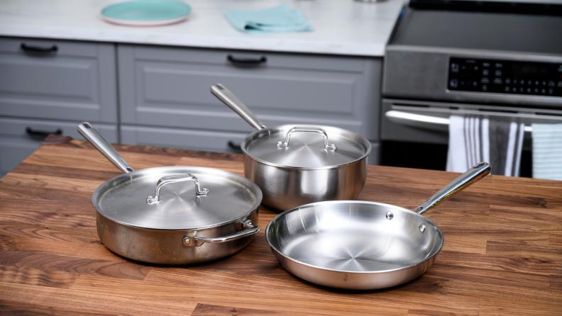 Misen Cookware 1