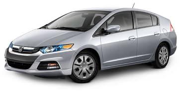 Product Image - 2012 Honda Insight Hybrid LX