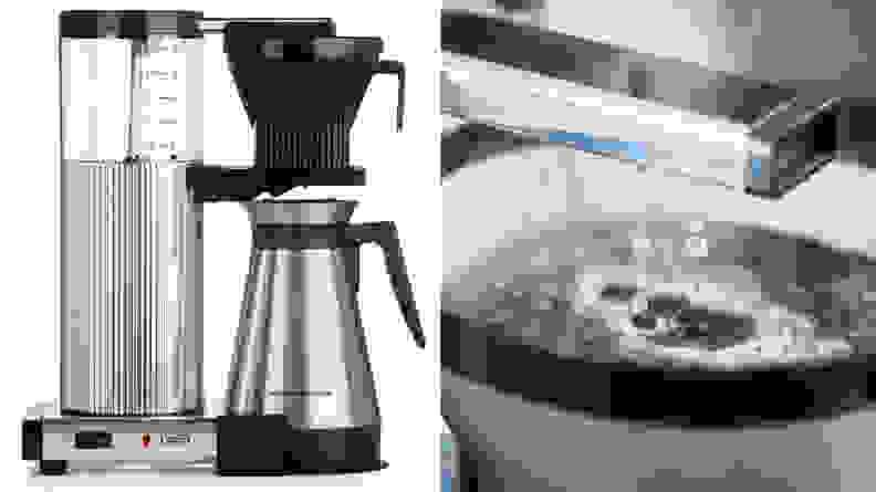 Technivorm Moccamaster CDGT Coffee Brewer