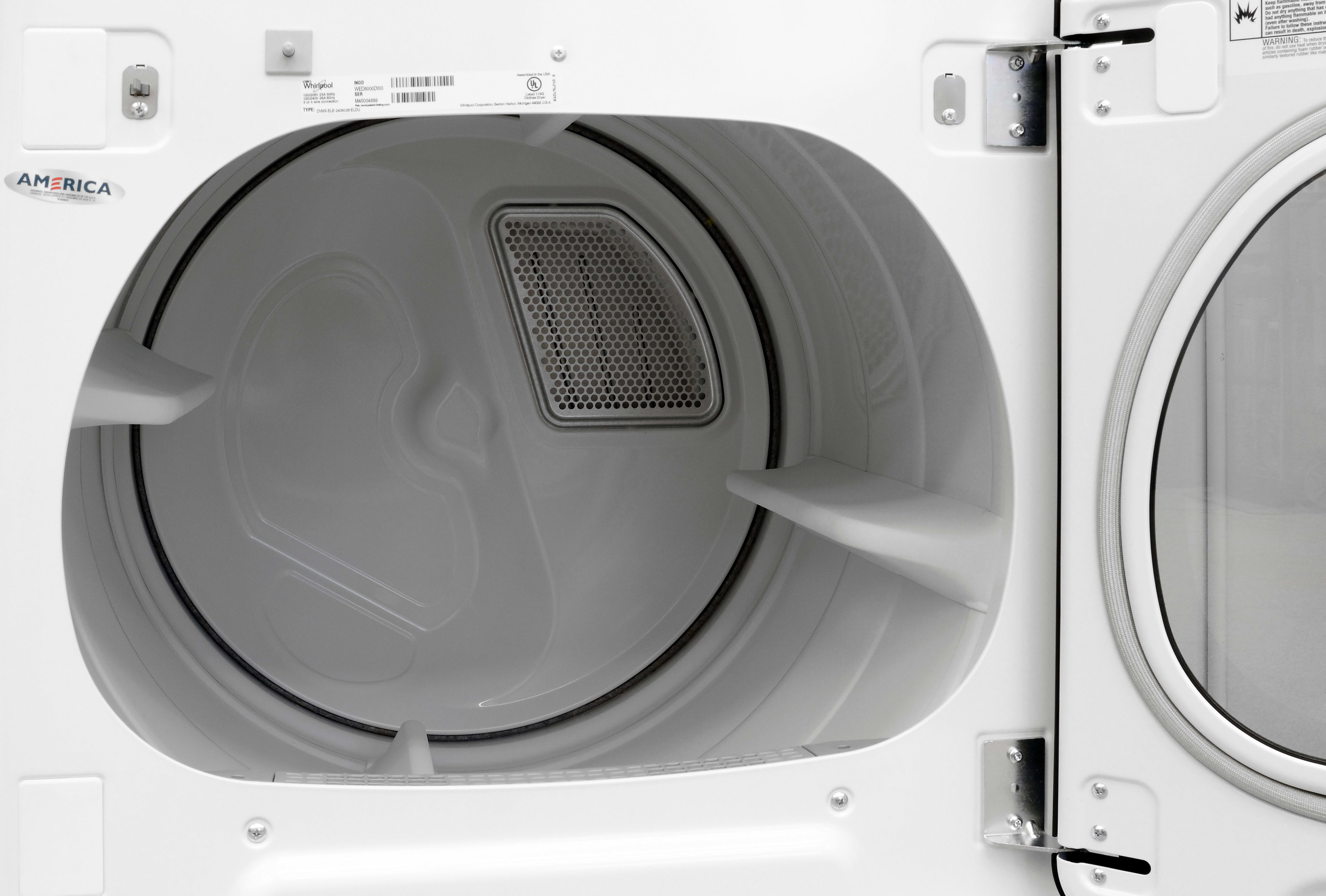 whirlpool cabrio wed8000dw dryer review laundry. Black Bedroom Furniture Sets. Home Design Ideas
