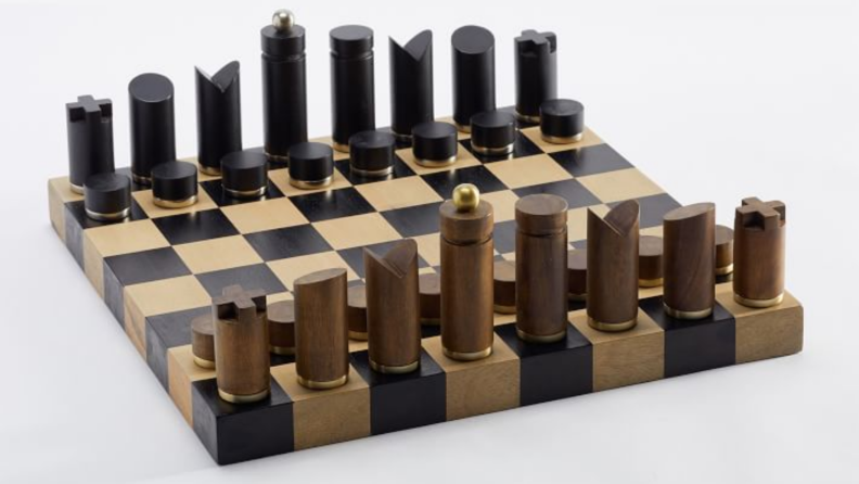 Pottery barn chess set