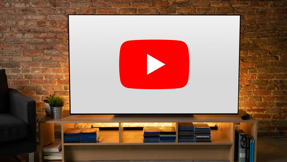YouTube TV on a smart TV