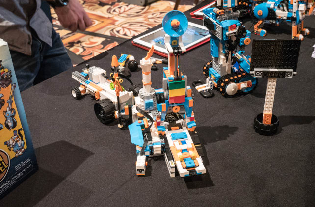 Builder Robot