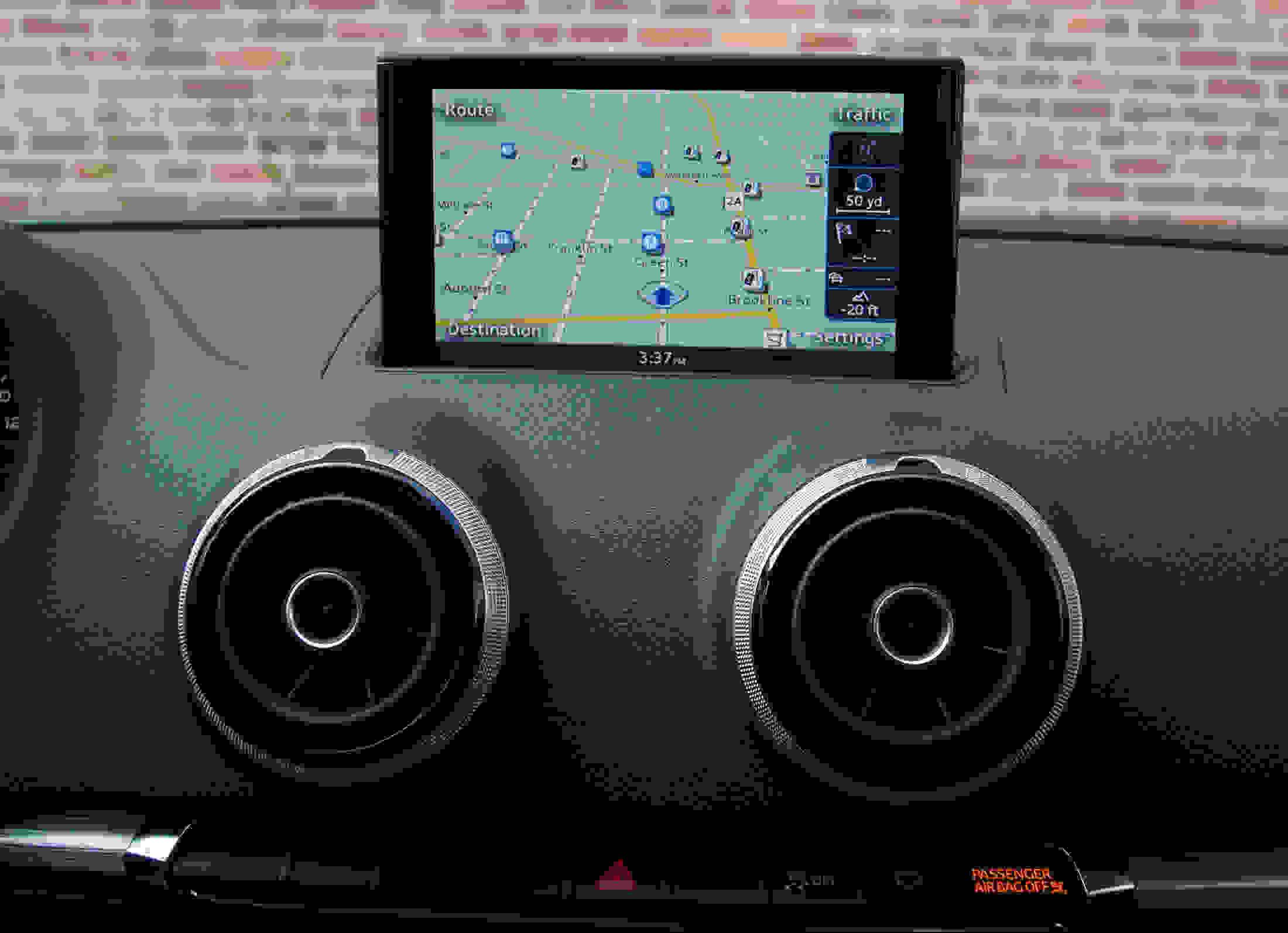 2015 audi a3 navigation screen