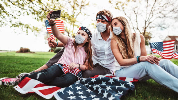 How to safely celebrate the 4th of July during the COVID-19 pandemic
