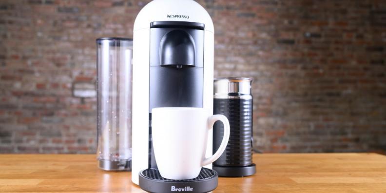 For the grad leaving for college: Nespresso VertuoPlus