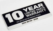 Maytag Centennial MEDC215EW Warranty