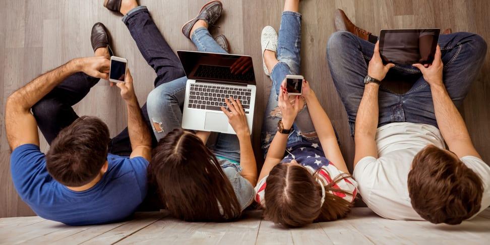 HP Apple iPhone laptop financing
