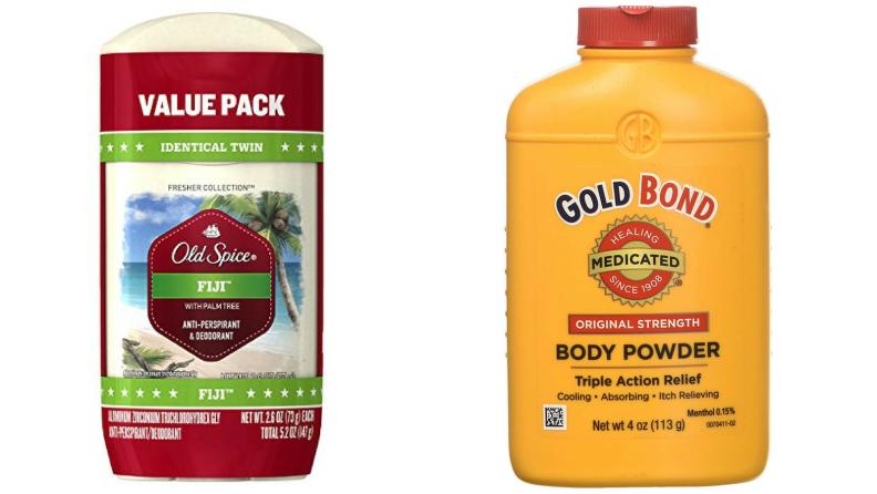 Best gifts under 10 2018 deodorant gold bond