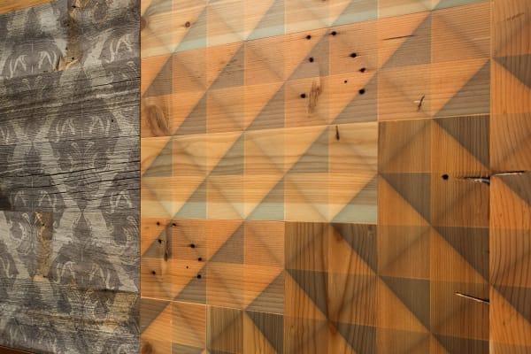 Stikwood Paneling