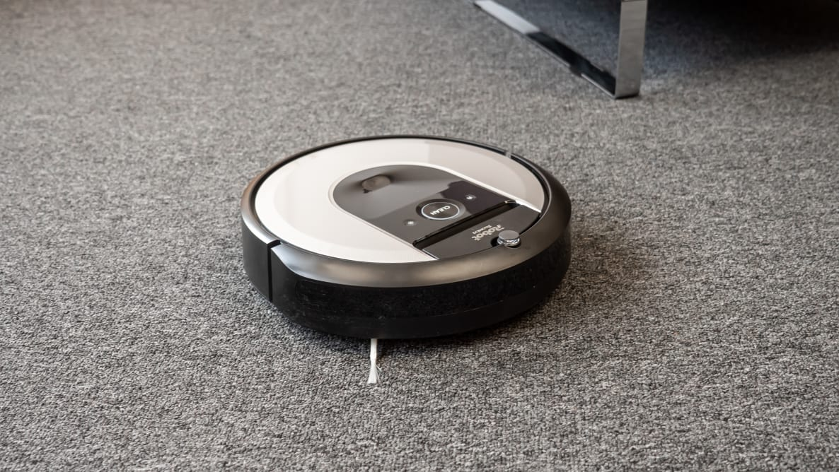 The i6+ is a powerful robot vacuum