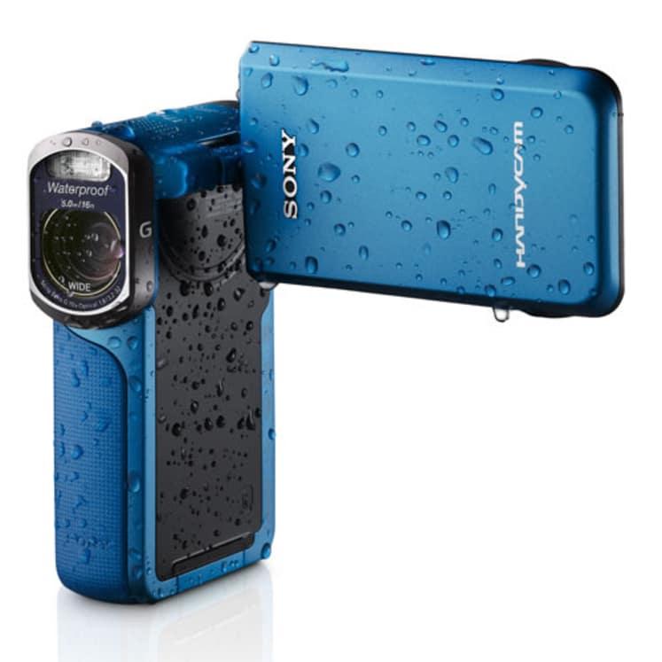 sony handycam waterproof