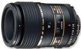 Product Image - Tamron SP 90mm f/2.8 Di 1:1 Macro