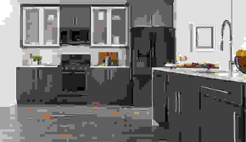 LG-matte-black-appliances