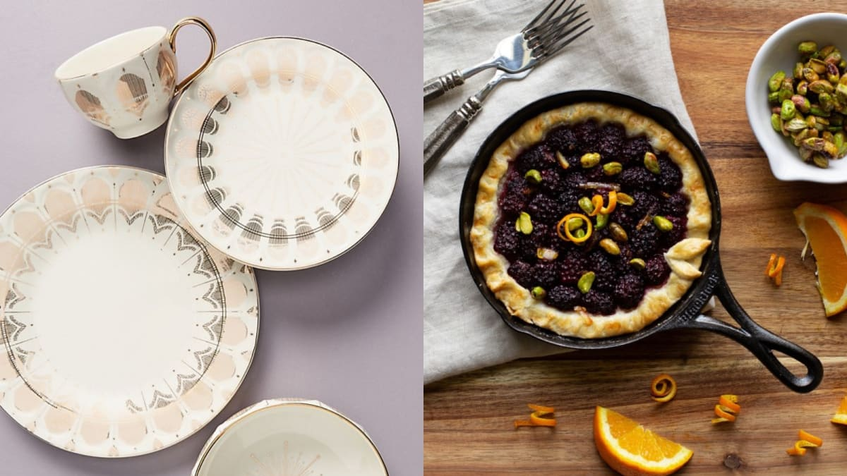 25 things you need for the perfect holiday meal