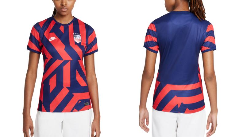 USWNT soccer jersey