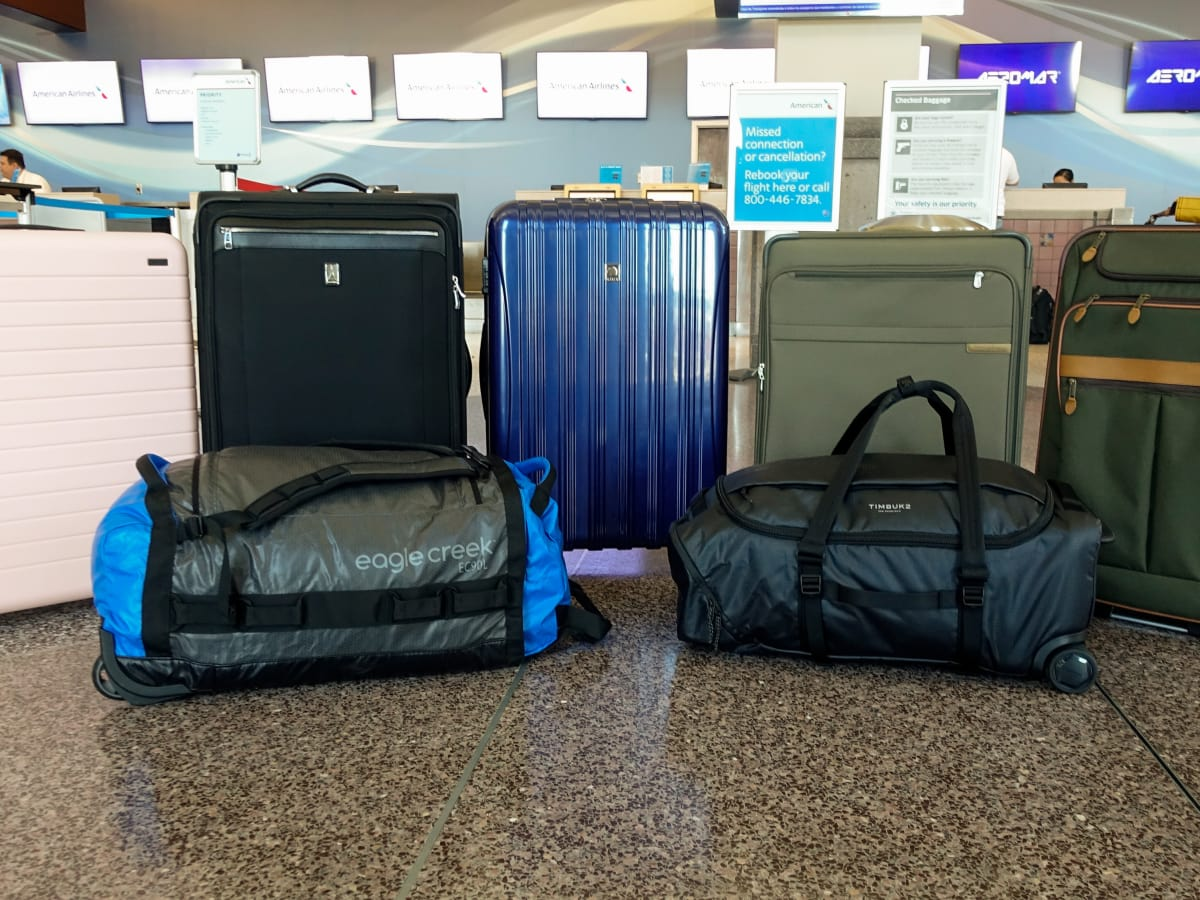 f36197cf36d7 The Best Checked Luggage of 2019 - Reviewed Home   Outdoors