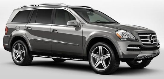 Product Image - 2013 Mercedes-Benz GL550