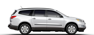 Product Image - 2012 Chevrolet Traverse LS AWD