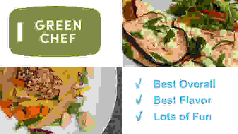Green Chef Meal Kit