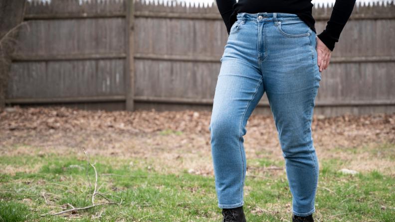 Mom Jeans Lifestyle