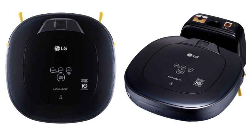 LG-HomBot-robotic-vacuum-cleaner
