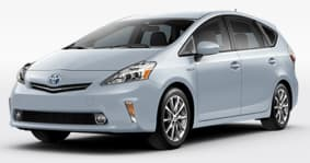 Product Image - 2012 Toyota Prius v Five